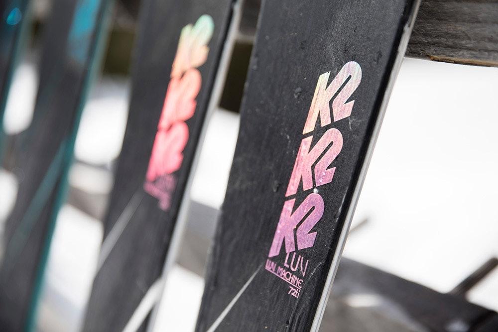 K2 Luv Ski