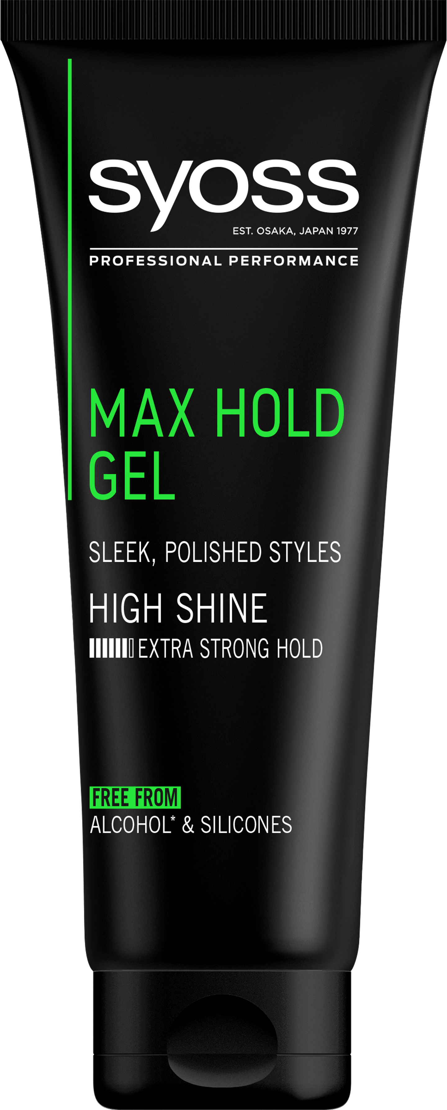 Syoss Max Hold Gel