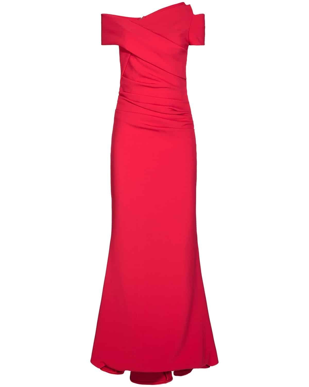 Abendkleid, Evening Gown, Dress, Robe; Lodenfrey, Talbot Runhof, Oscars, Academy Awards