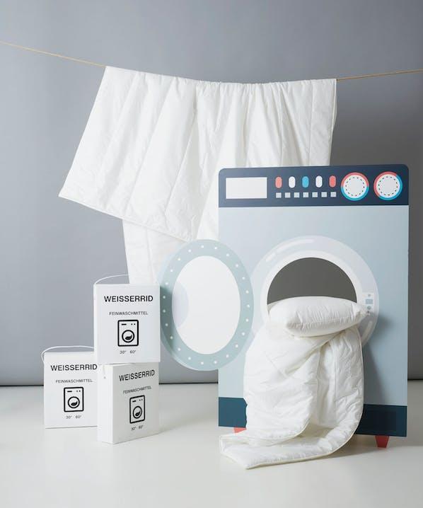 AllergoProtect das innovative Bett für Allergiker.