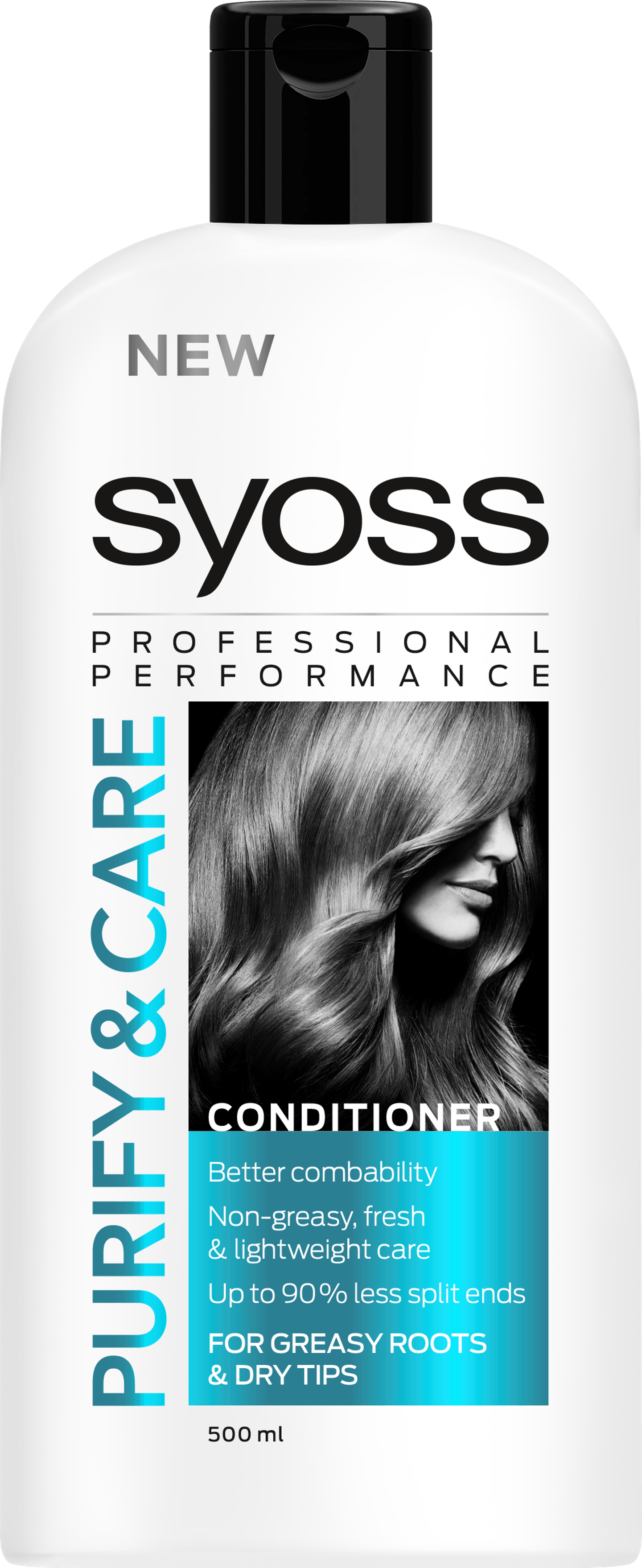 Syoss Purify & Care Conditioner