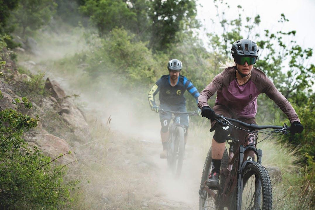 Scott Bike und MTB