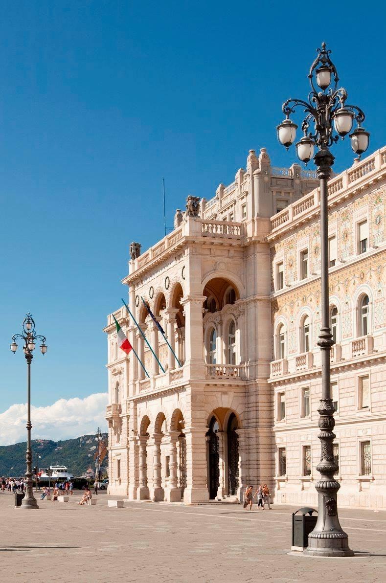 Palast in Italien