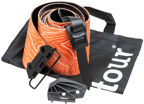 CONTOUR Hybrid Pure 135 mm - pelli da scialpinismo