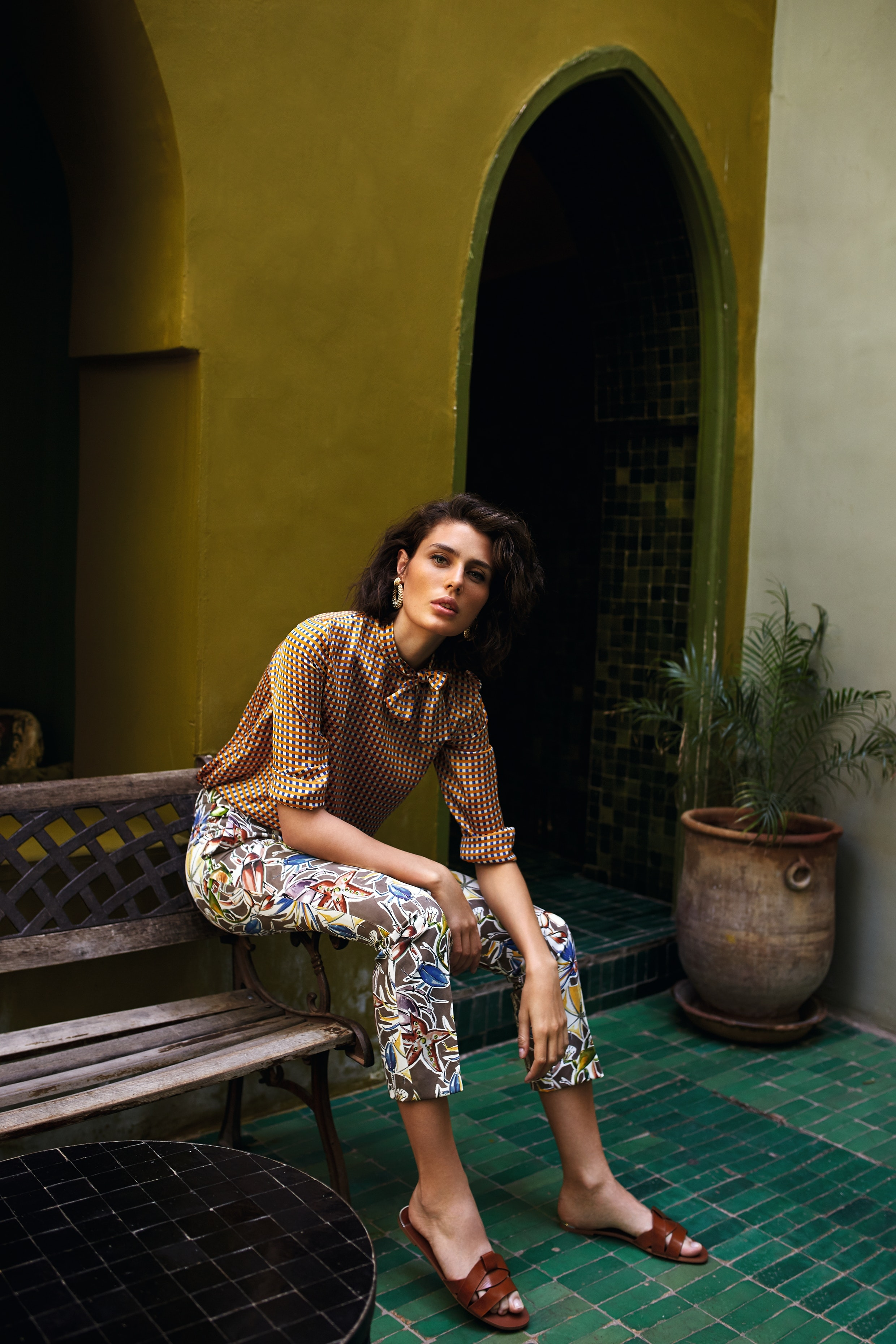 Seductive, New Collection, Spring-Summer Collection 2019, Hosen, Pants, Lodenfery, Munich,
