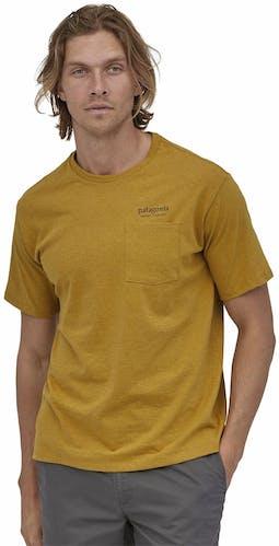 Patagonia Granite Magic Pocket - t-shirt - uomo