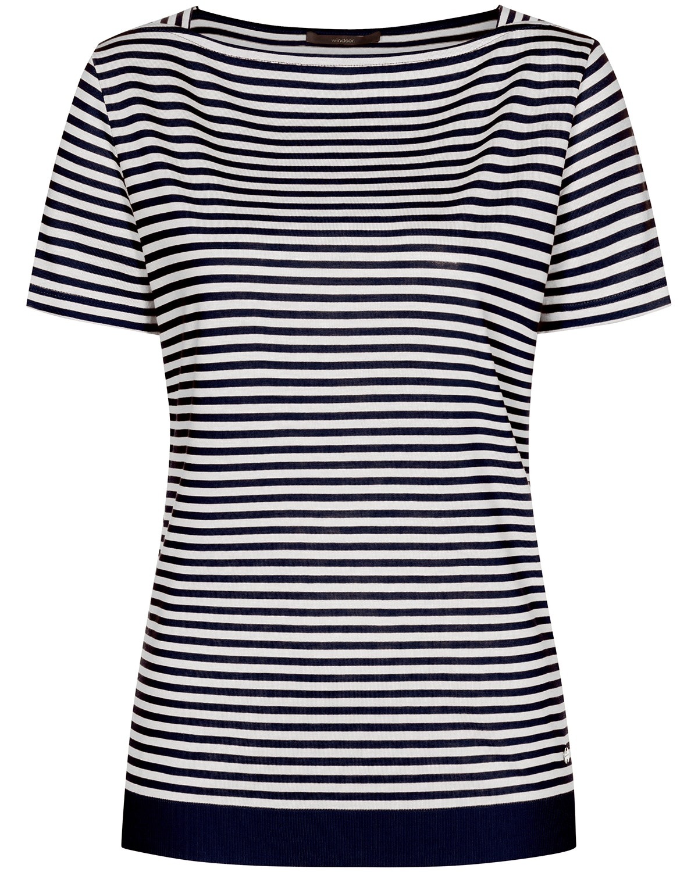 windsor., Strickshirt, Spring-Summer Collection 2019, Streifen, stripes, Lodenfrey, Munich