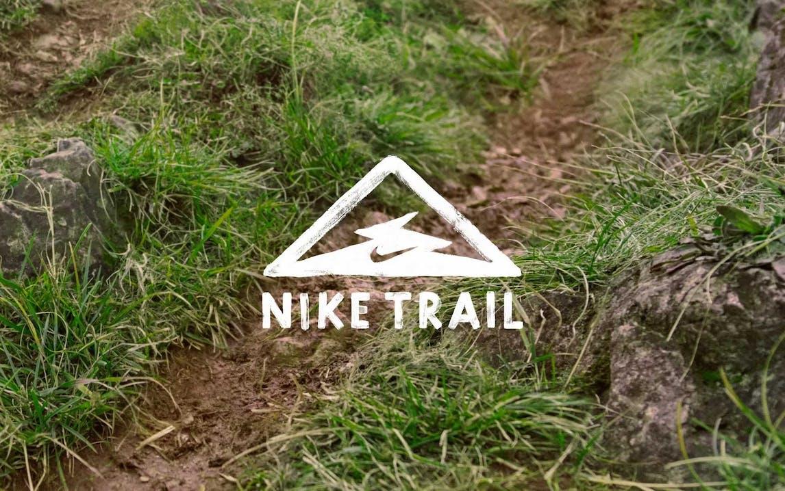 Logo Nike Trail