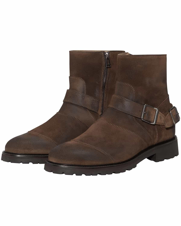 Belstaff, Stiefeletten, Boots, Spring-Summer Collection 2019, brown, Lodenfrey, Munich
