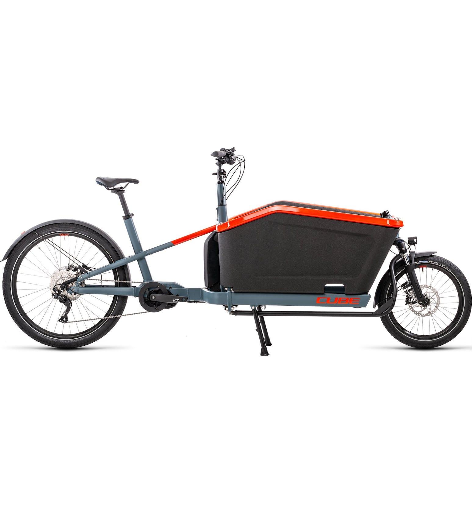 Cube Cargo Hybrid Sport (2021) - eCargobike