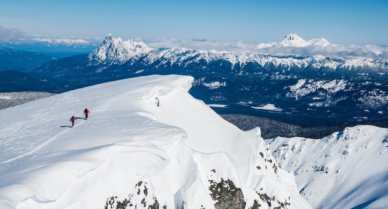 Skitourenbekleidung von Rab