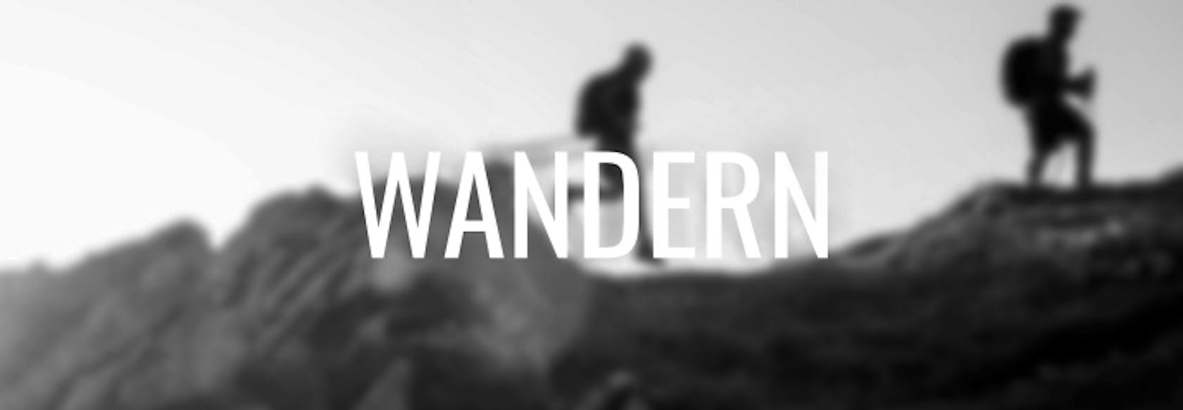 wandern shop online