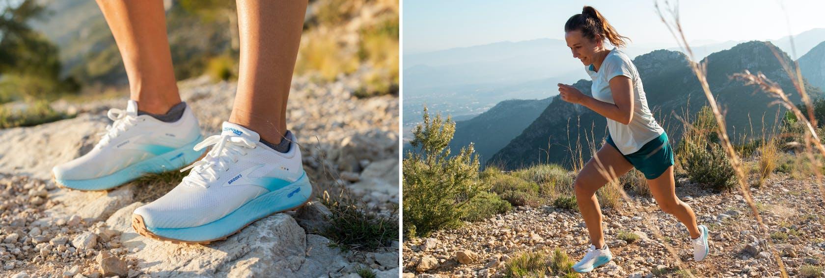 Brooks scarpe trail donna