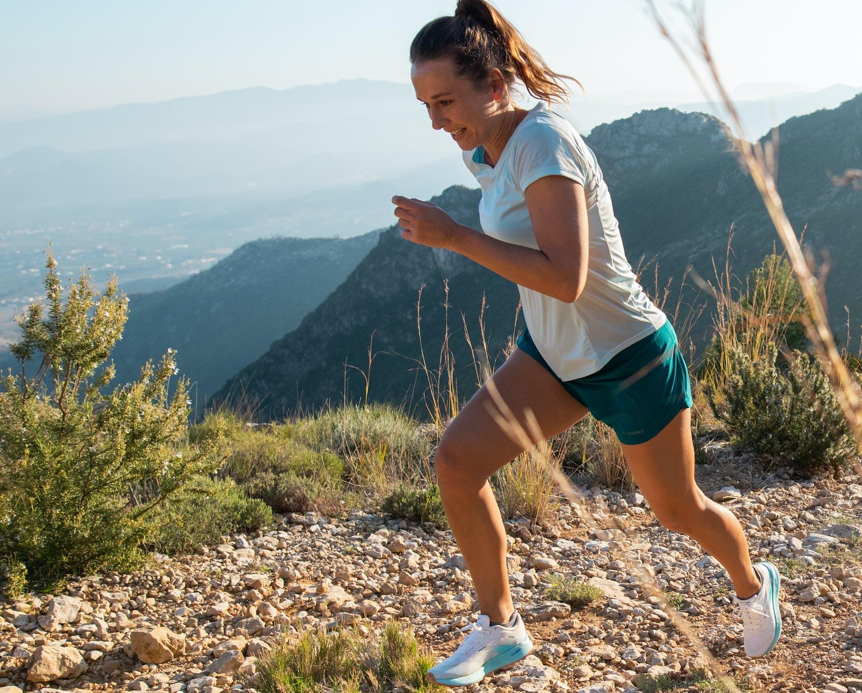 Brooks Trailrunningschuhe Damen