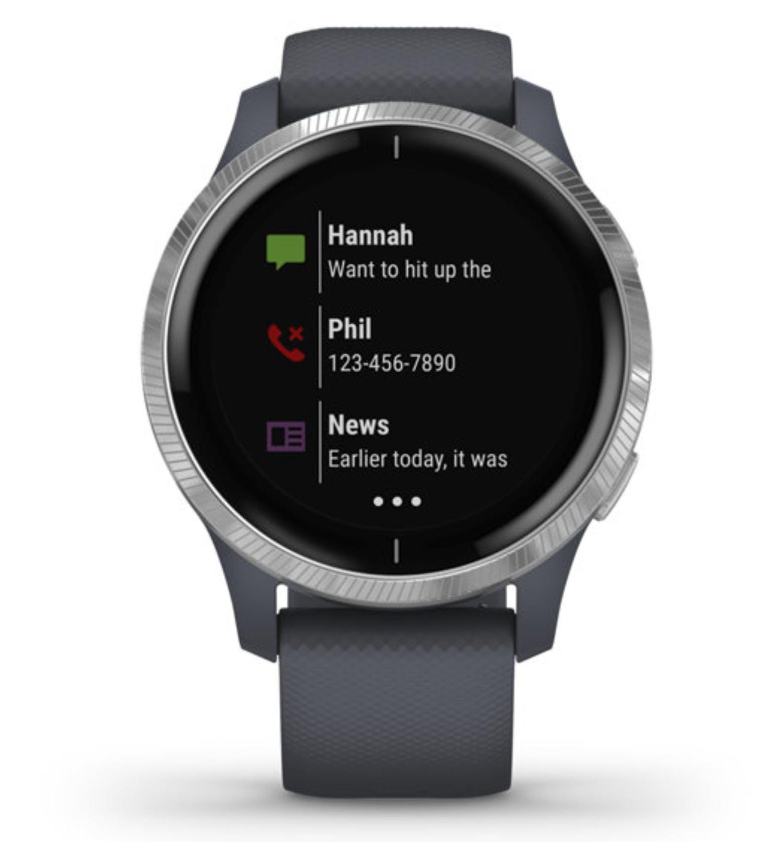 Garmin Venu - GPS Smartwatch