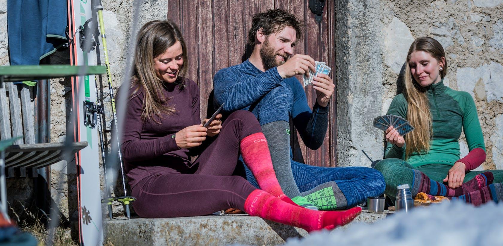 Ortovox Merino swiss wool