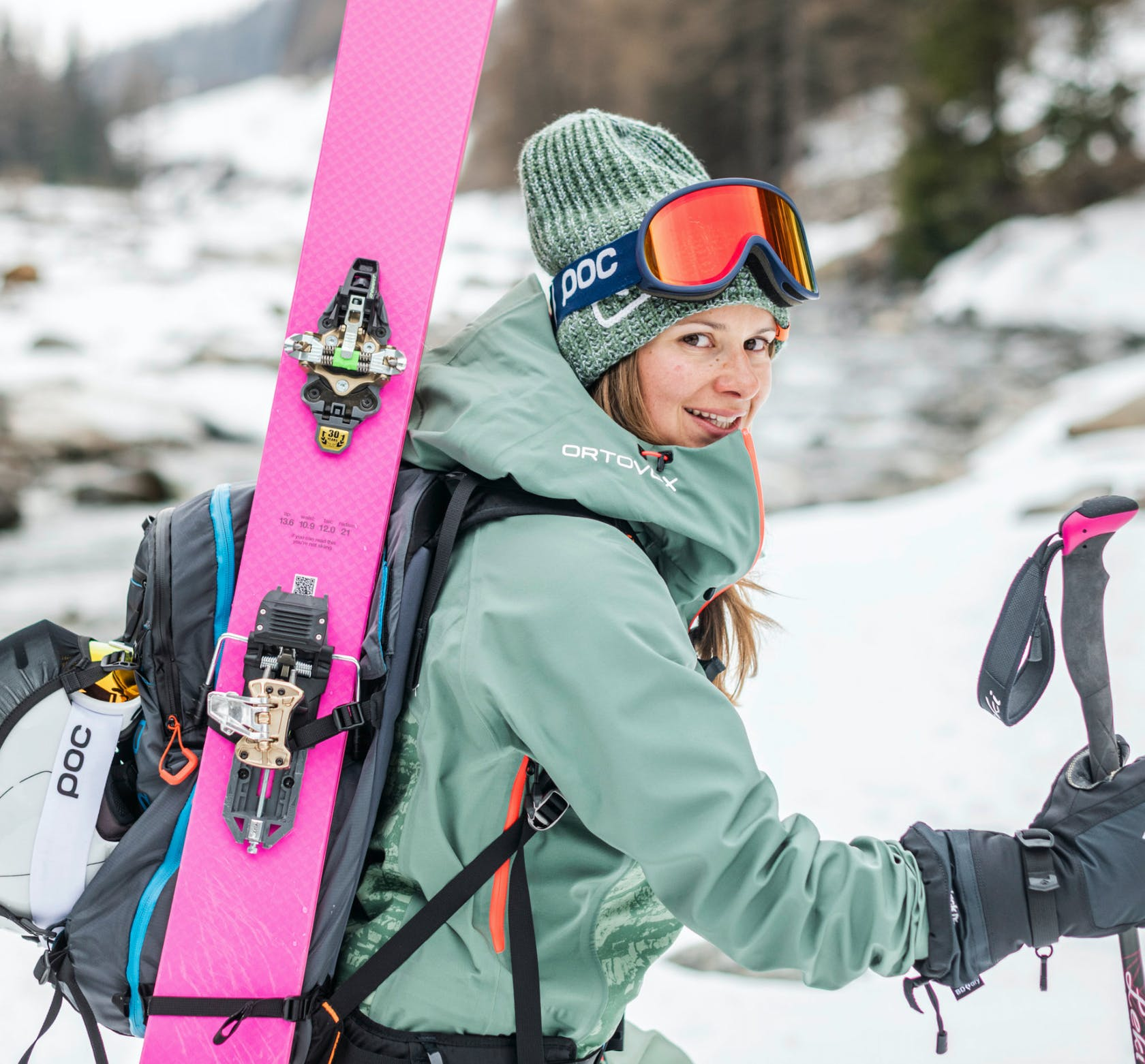 ortovox skitouring damen