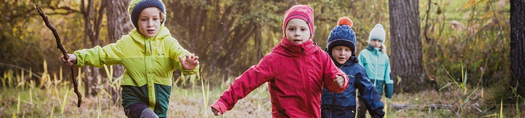 wandern für kids