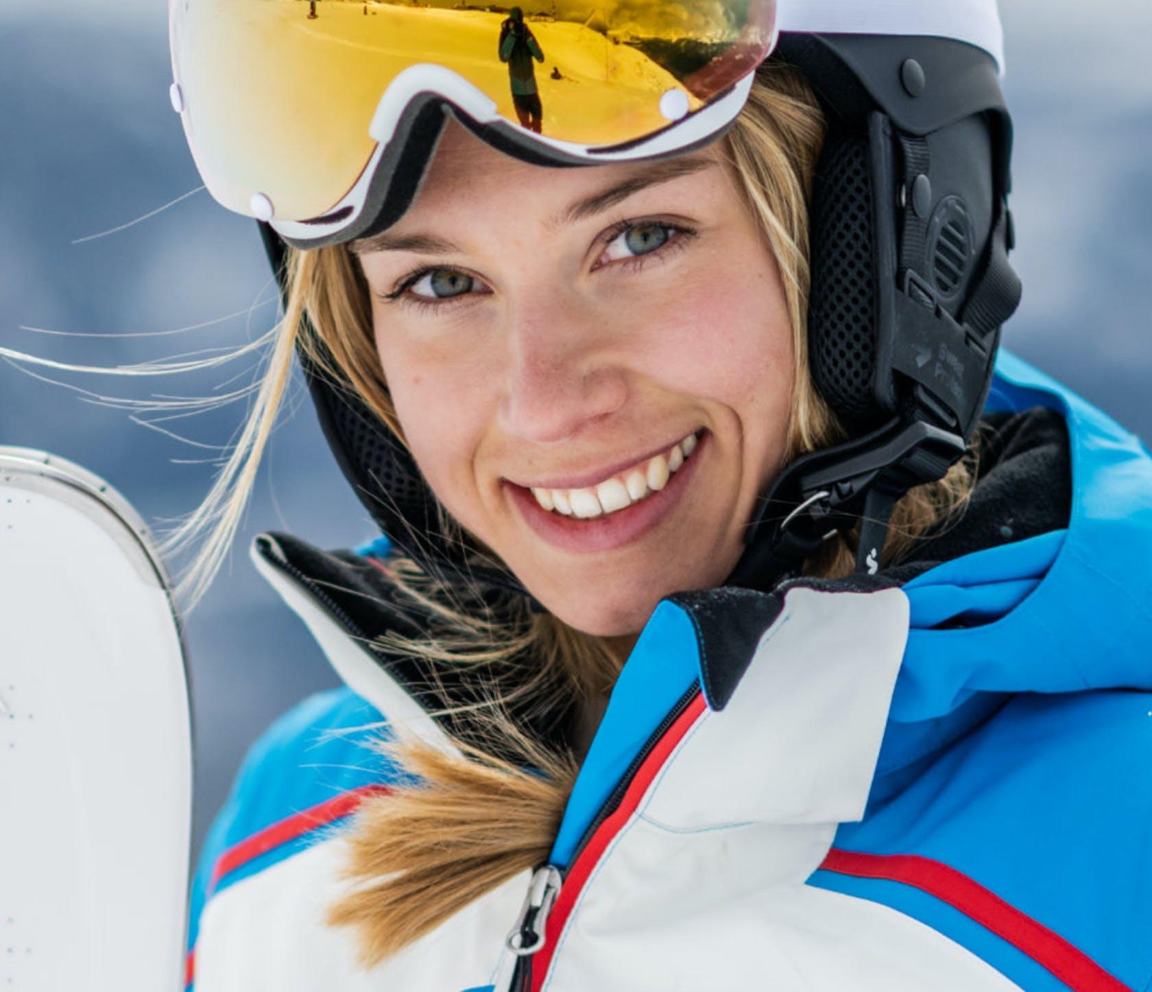 abbigliamento sci per donne