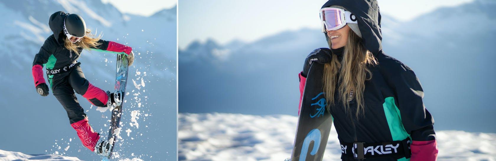 Onlineshop Oakley Snowboard Kollektion