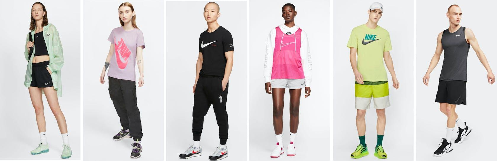 Nike Fitness Training