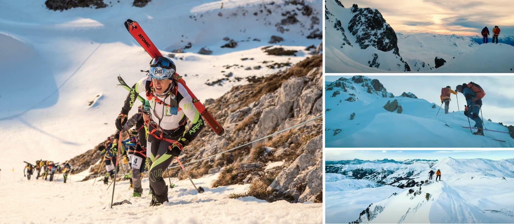 Scarpa scialpinismo