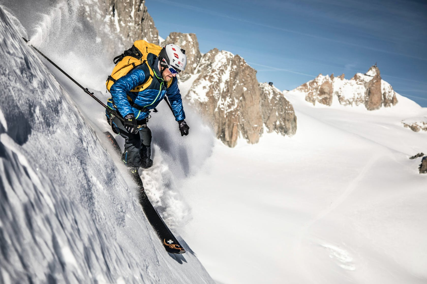Karpos abbigliamento alpinismo uomo