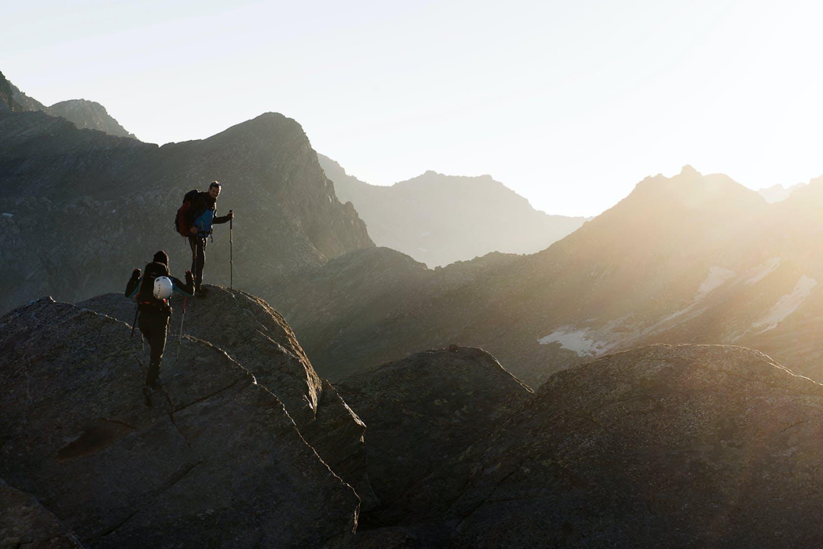 Karpos abbigliamento alpinismo