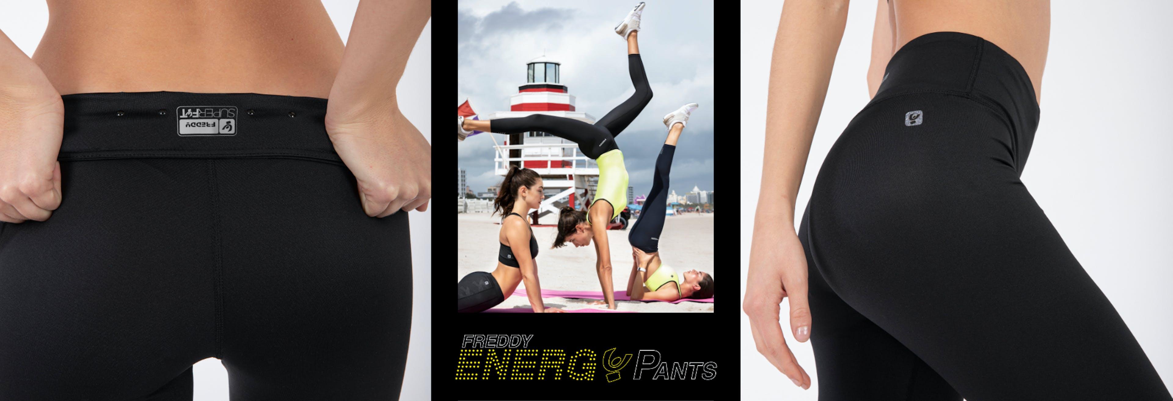 Freddy Energy Pants Damen