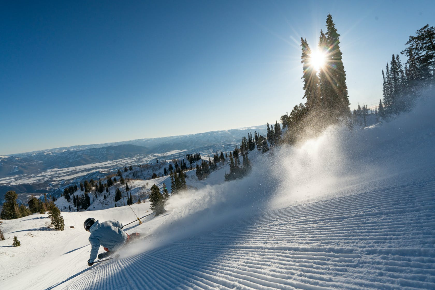Salomon Skifahren