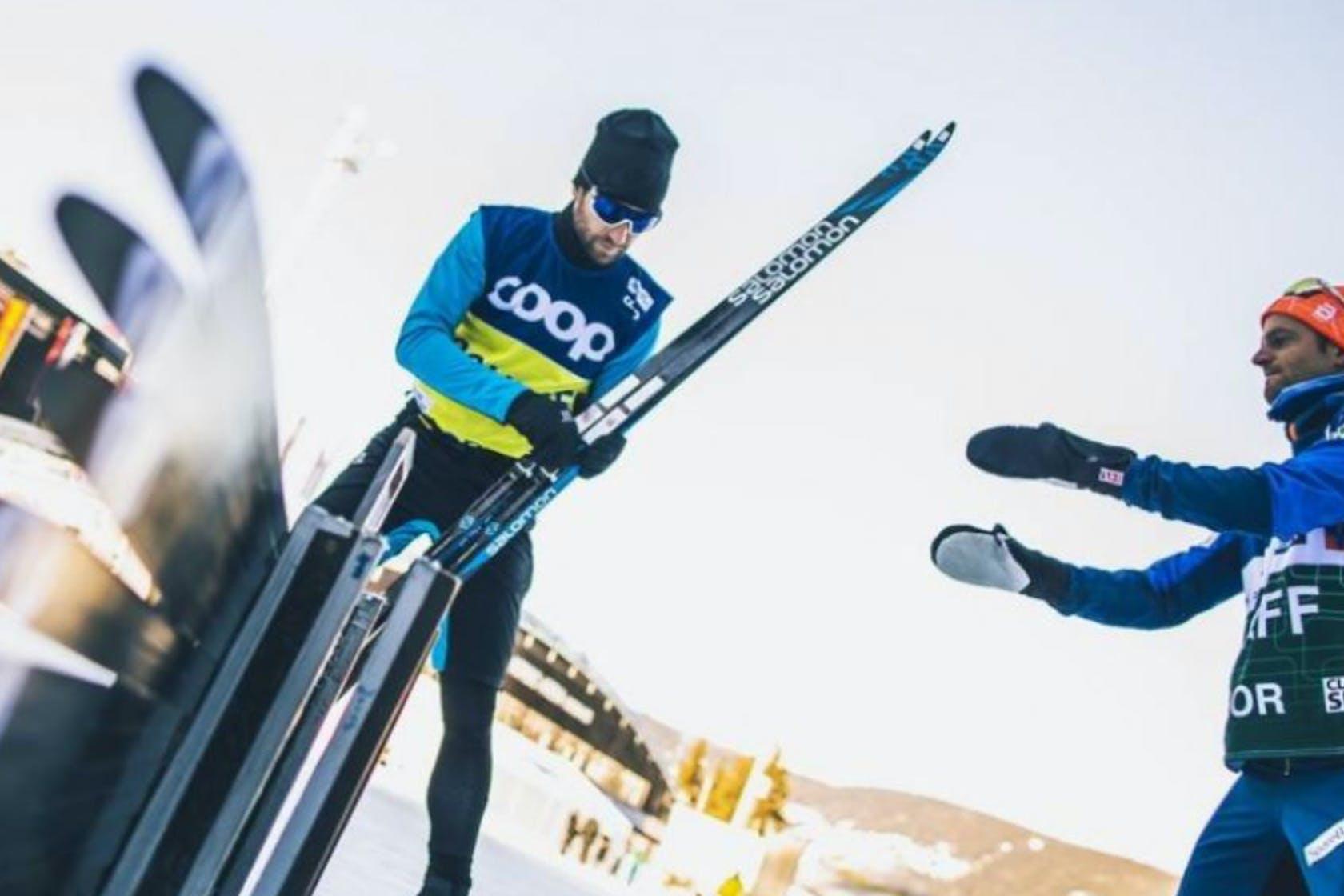 Salomon Langlauf Ski Nordic