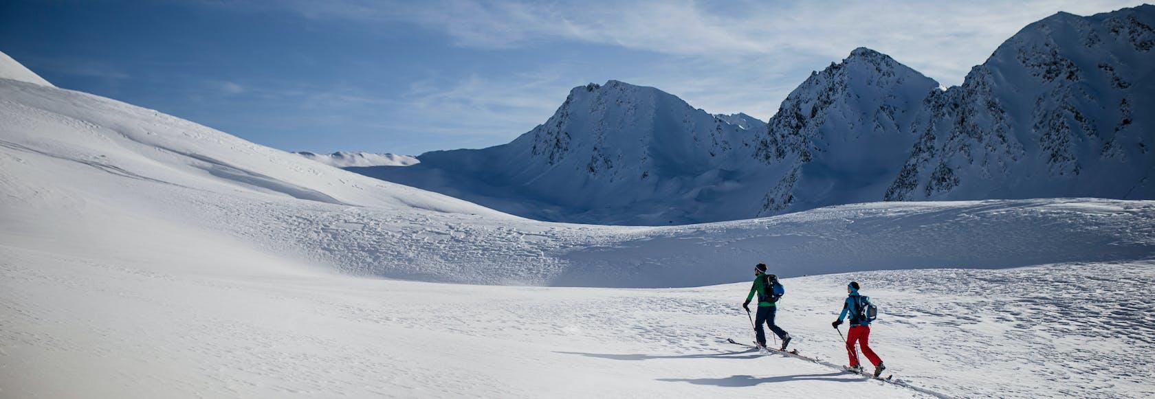 Vaude Skitourenbekleidung