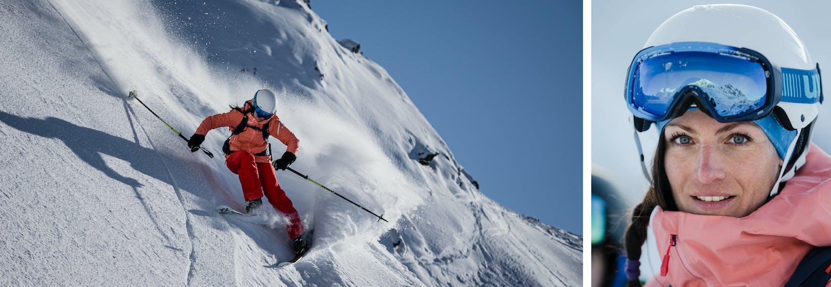 Vaude Skitourenbekleidung Damen