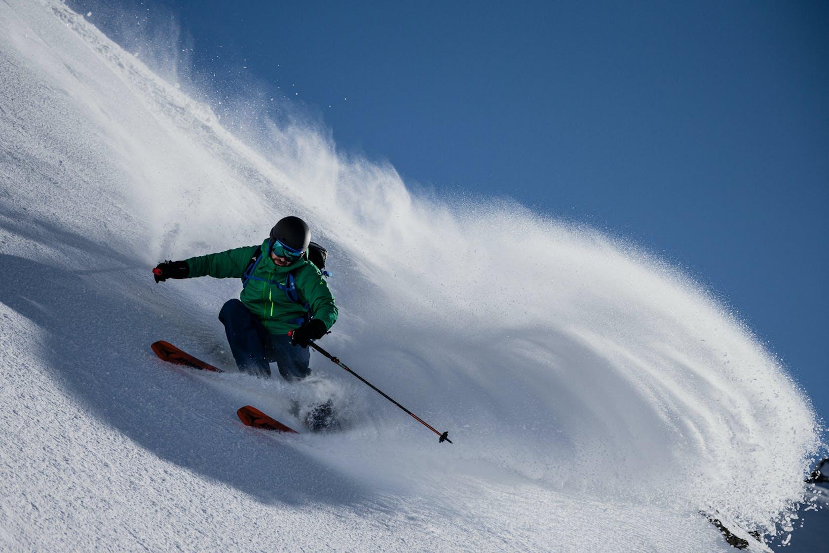 Vaude Skitourenbekleidung Herren