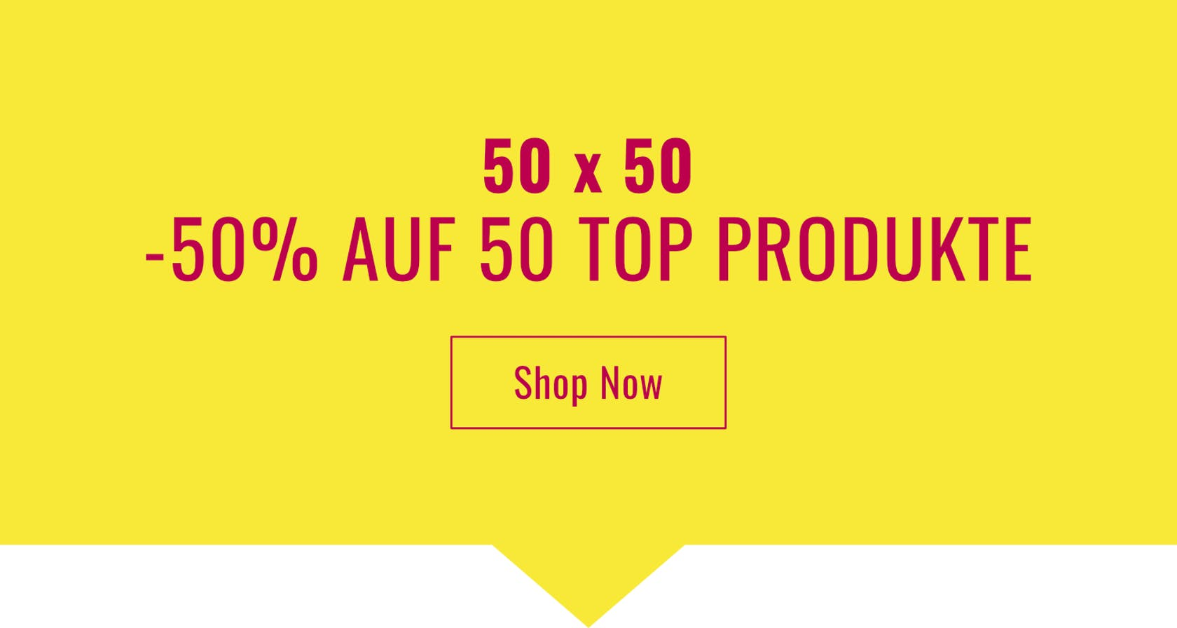 50x50 Angebote -50%