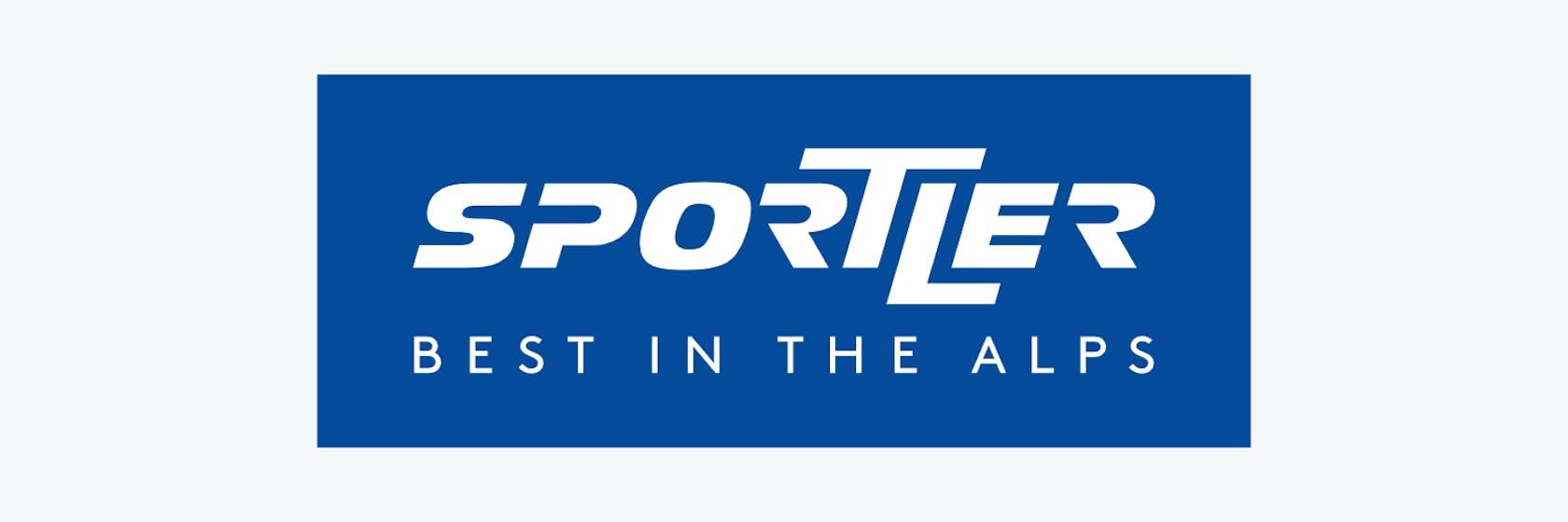 Sportler Logo Best in the Alps