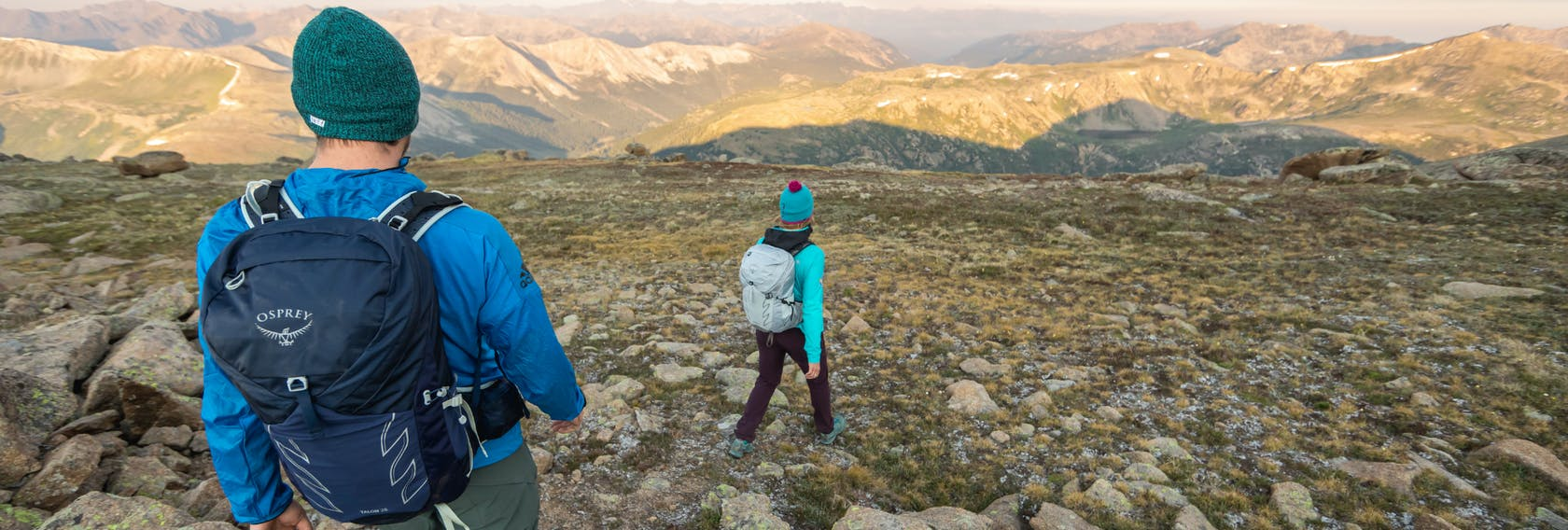 Osprey Rucksäcke zum Wandern und Klettern