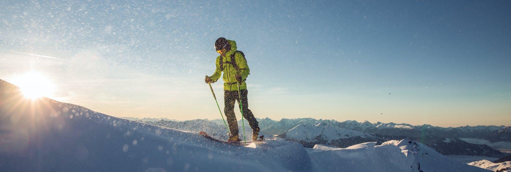 Osprey Rucksäcke zum Skitourengehen