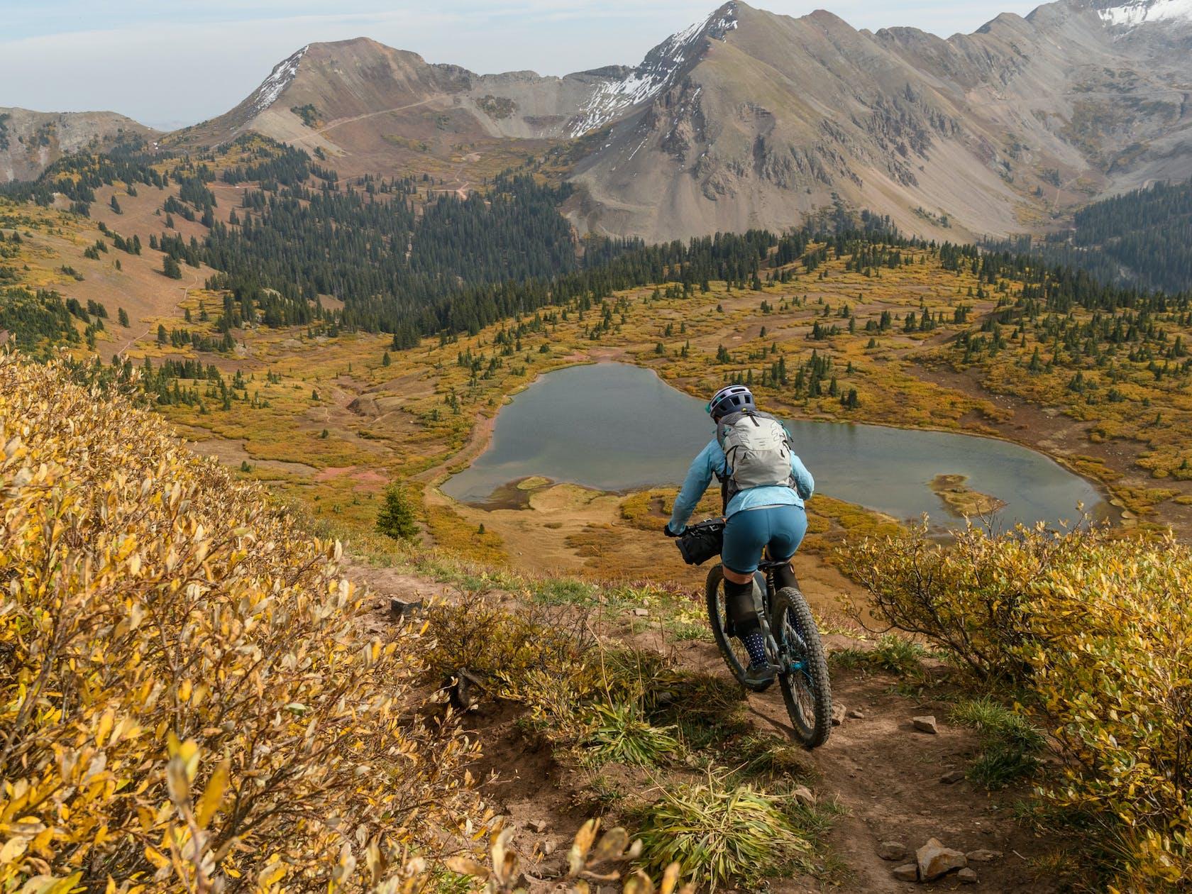 Osprey Rucksäcke zum Fahrradfahren und Mountainbiken