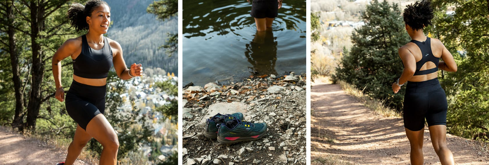Brooks Trailrunning Onlineshop - Damen