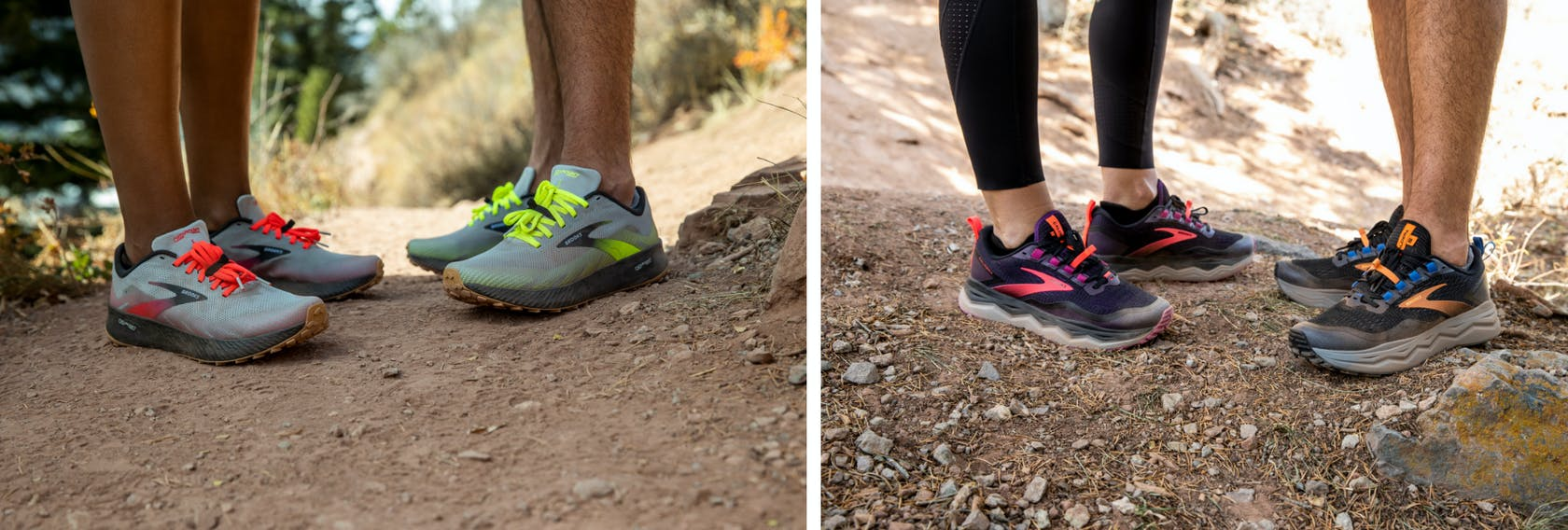 Brooks Trailrunning Onlineshop - Damen und Herren