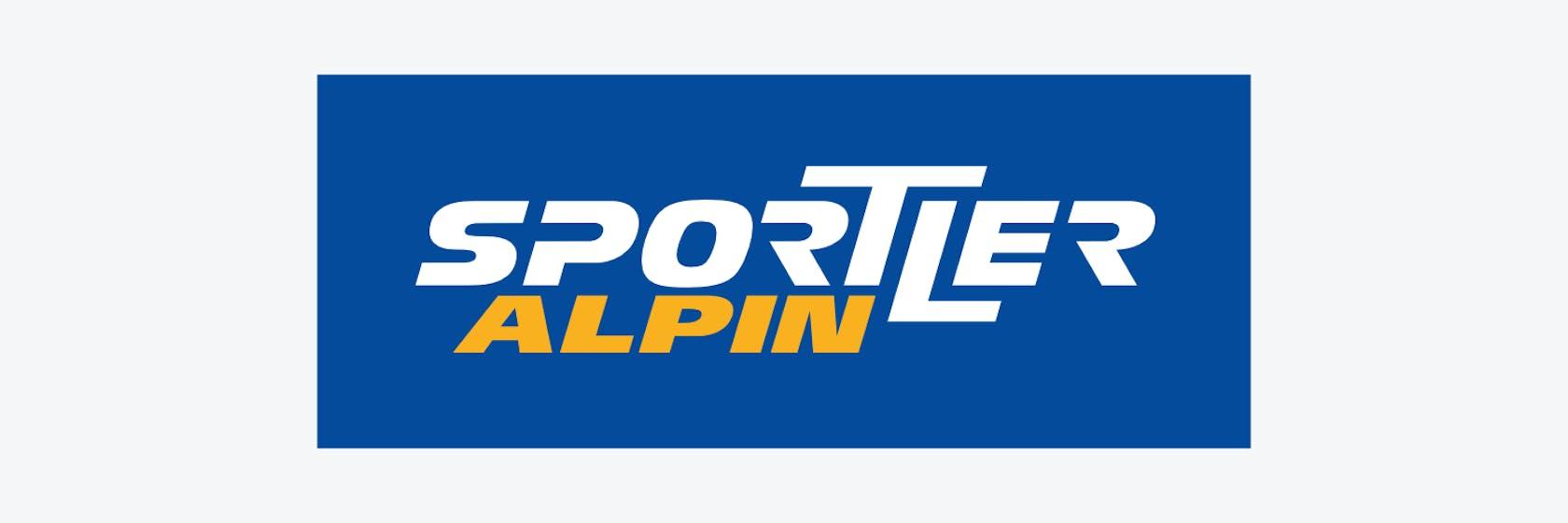 Sportler alpin