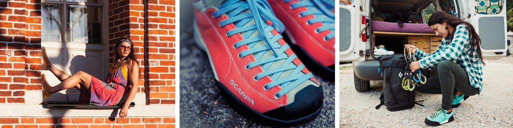 Scarpa Onlineshop Urban Outdoor Schuhe Herren und Damen