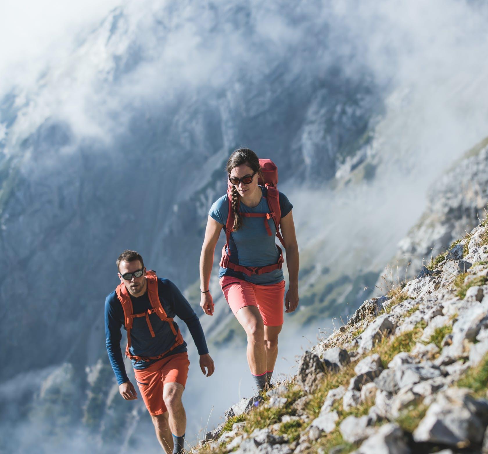 Ortovox Onlineshop Trekking- und Wanderbekleidung