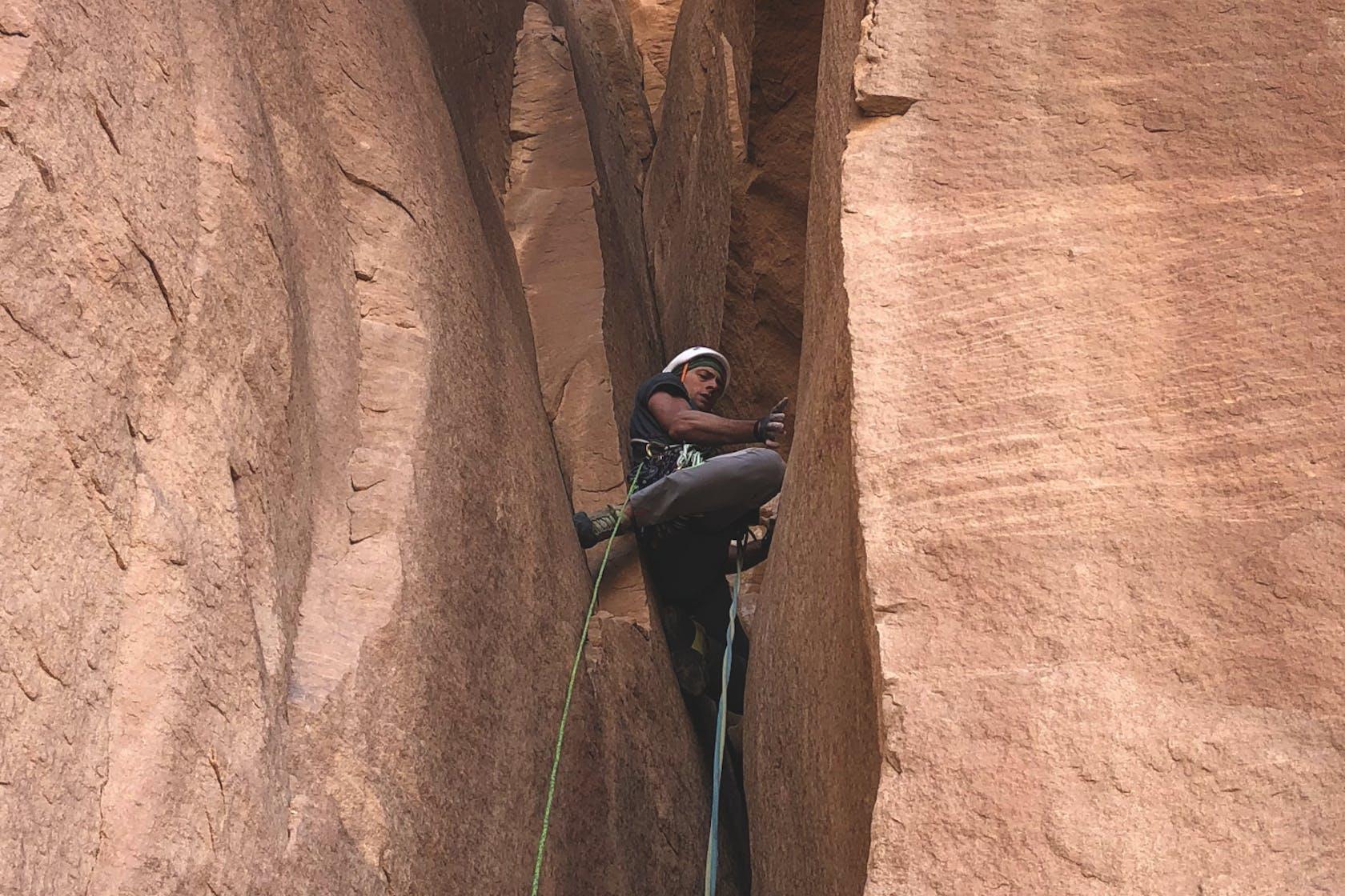 Pantaloni arrampicata Karpos