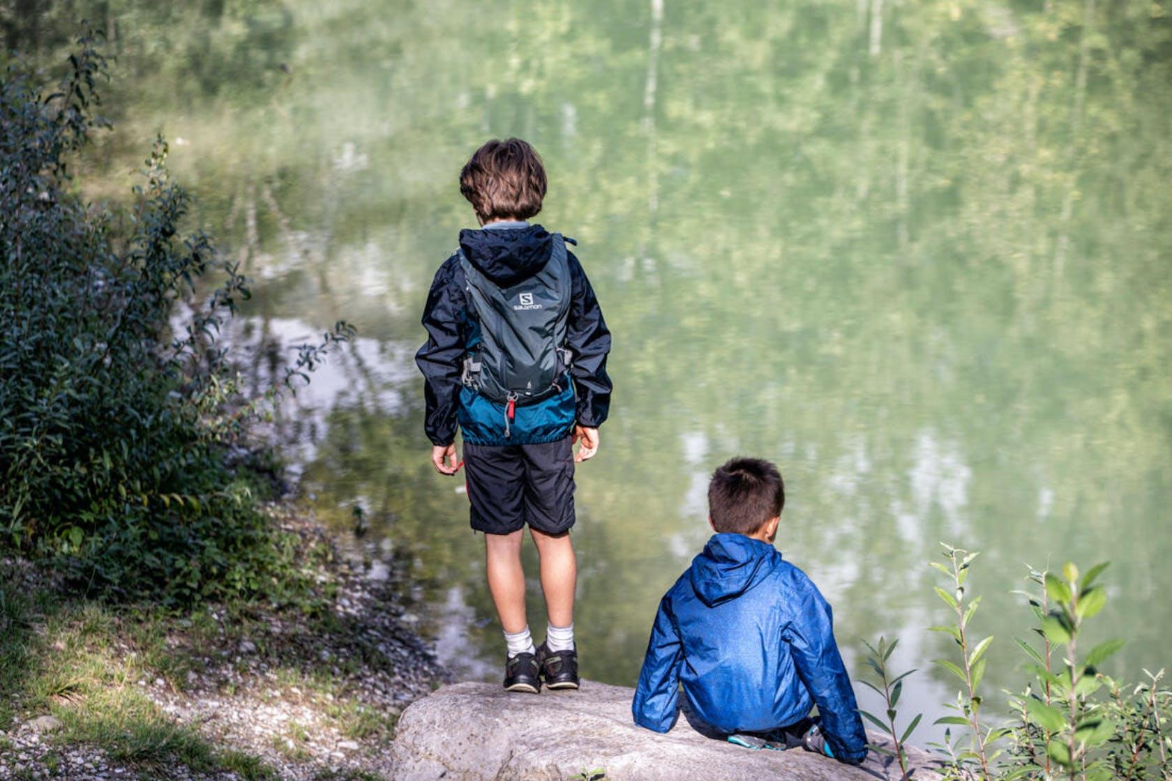 Trekking Outdoor Onlineshop Salomon Kinder