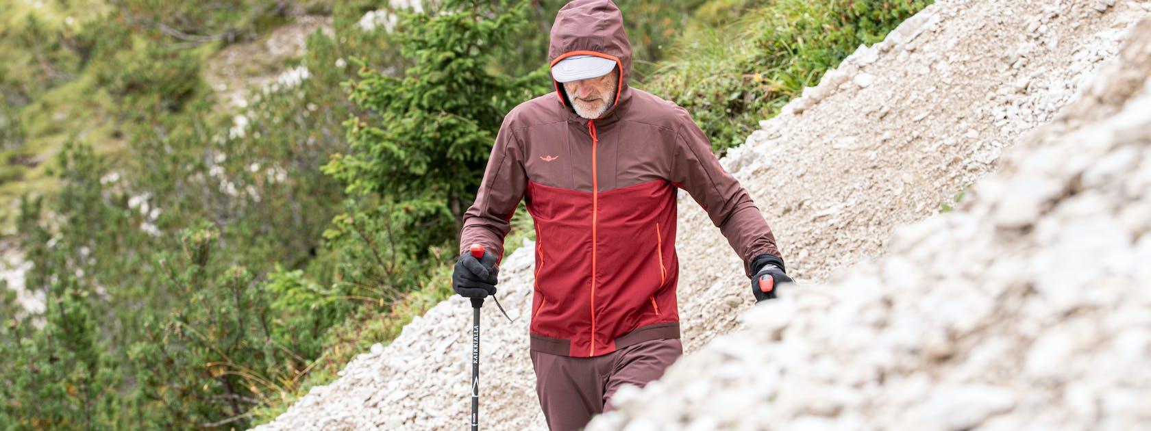 Kaikkialla shop online sport di montagna uomo abbigliamento alpinismo