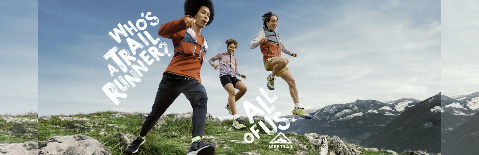 Nike Onlineshop Trailrunning