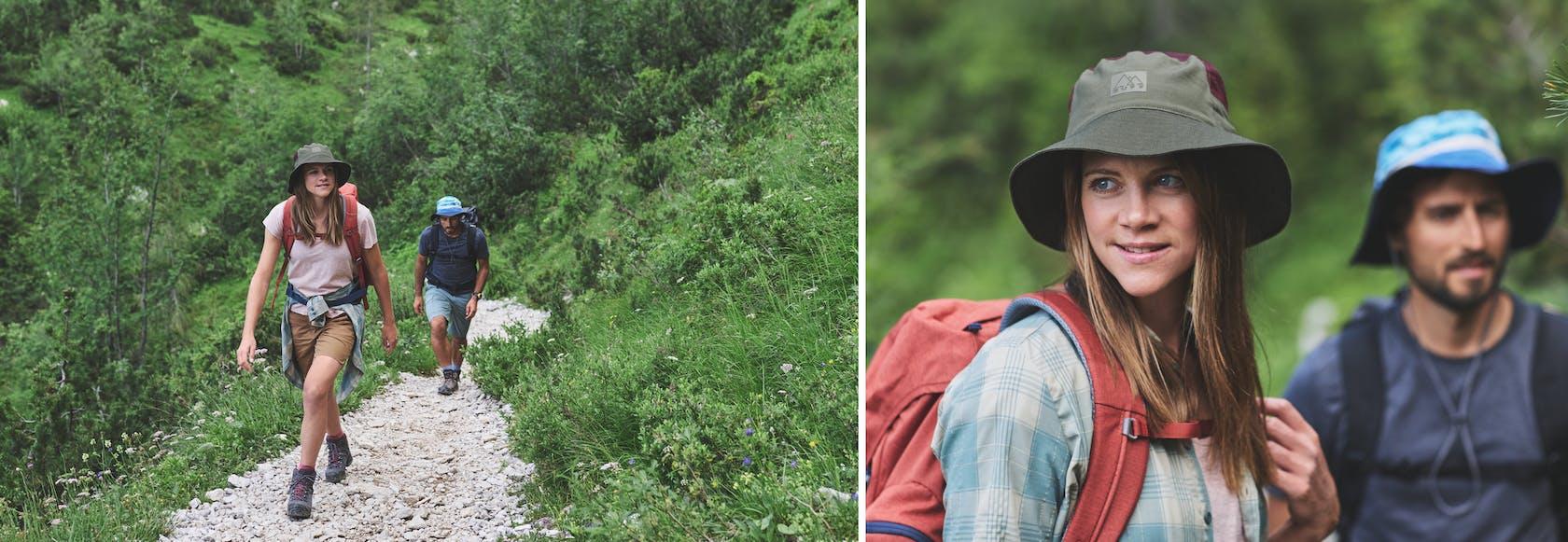 Buff Shop online- Accessori da trekking per testa e collo