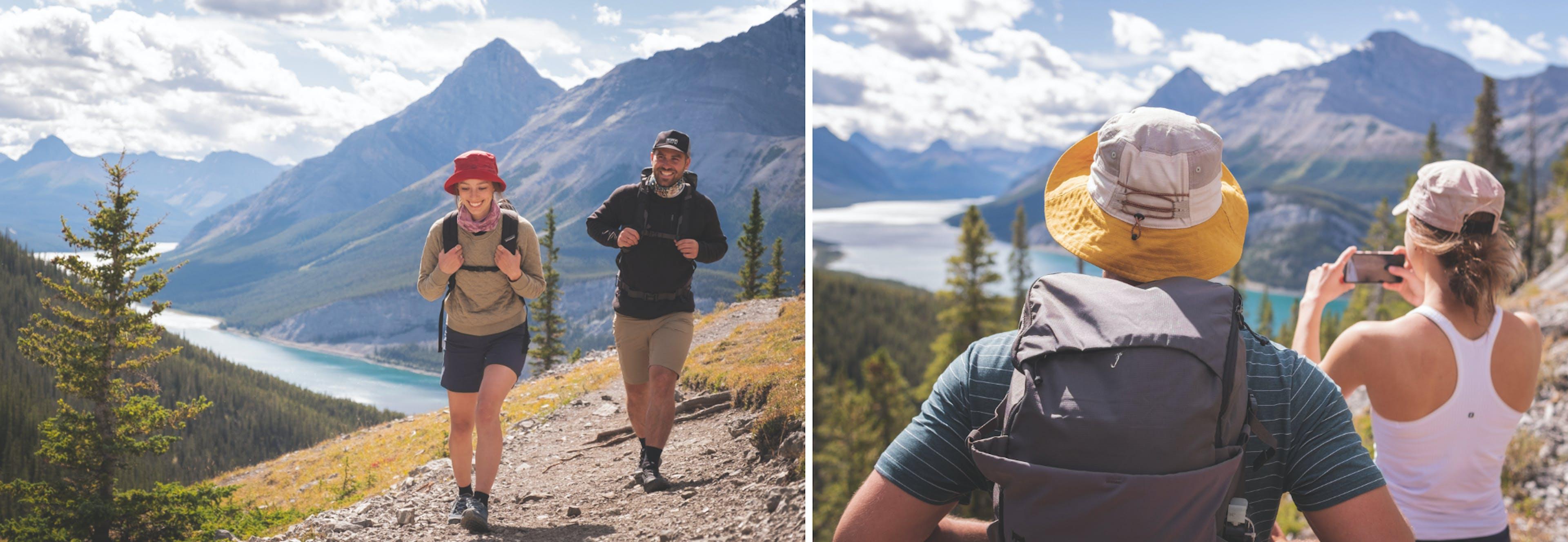 Buff Onlineshop - Wandern Accessoires für Kopf und Hals